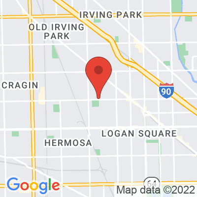 Map showing Brew Brew Coffee and Tea (Avondale)