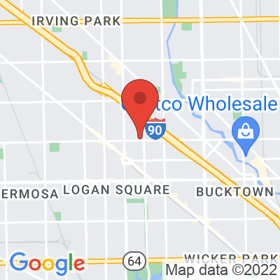 Map showing Four Letter Word Coffee