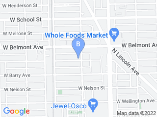 Map of Nurse A Pet Dog Boarding options in Chicago | Boarding