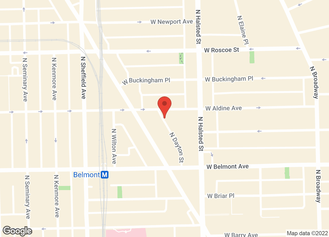 Google Map of VCA Blum Animal Hospital