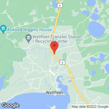 Map of Rachel Bramson, MD, MS, FAAFP at 3130 Route 6, Wellfleet, MA 02667