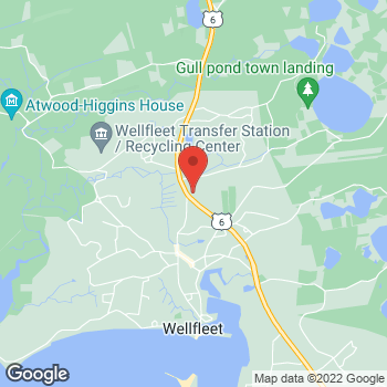 Map of Andrew Wang, MD at 3130 State Highway Route 6, Wellfleet, MA 02667