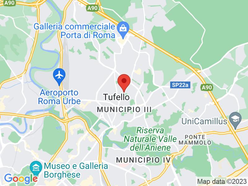 Immagini di Google Maps della nostra posizione