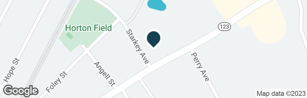 Google Map of196 PLEASANT ST