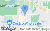 Map of Bloomingdale, IL