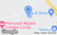 Map of Plymouth, MA
