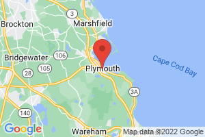 Map of Plymouth