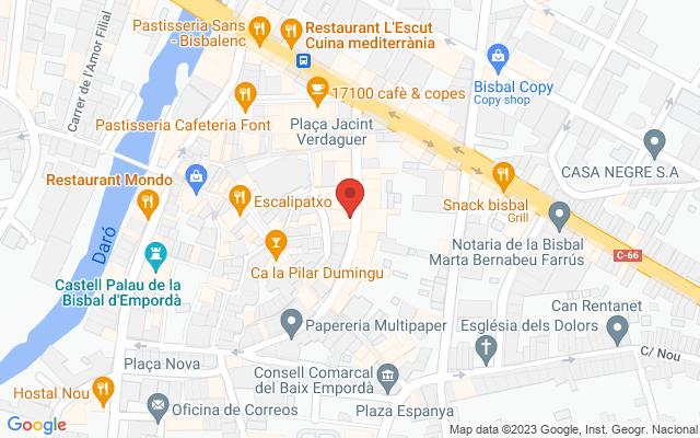Administración nº1 de La Bisbal D'empordà