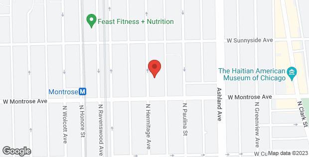 4421 North HERMITAGE Avenue #2N Chicago IL 60640