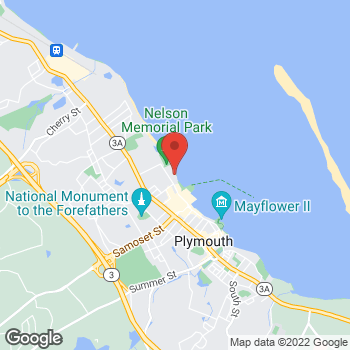 Map of Ashley Sullivan, PA at 225 Water Street, Plymouth, MA 02360