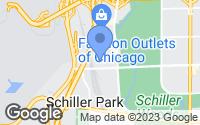 Map of Schiller Park, IL