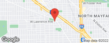 Map of 5362 W Lawrence Ave in Chicago