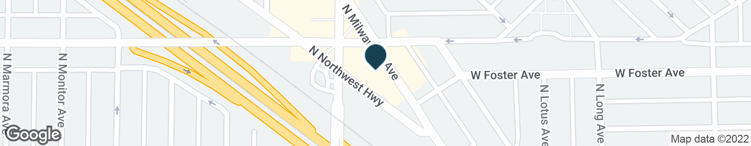 Google Map of5230 N MILWAUKEE AVE