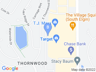 Map of All For Dogs Dog Boarding options in South Elgin | Boarding