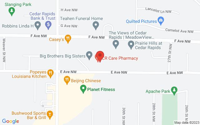static image of 3100 E Avenue Northwest, Suite 105, Cedar Rapids, Iowa