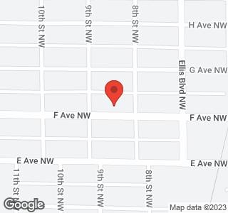 814 F Avenue
