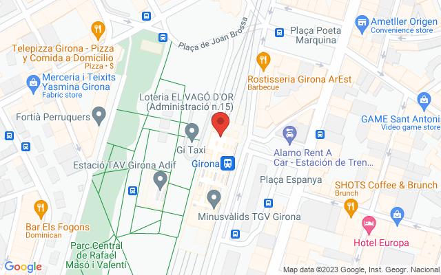 Administración nº15 de Girona