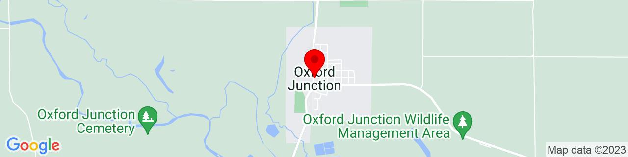 Google Map of 41.9836283, -90.95625919999999