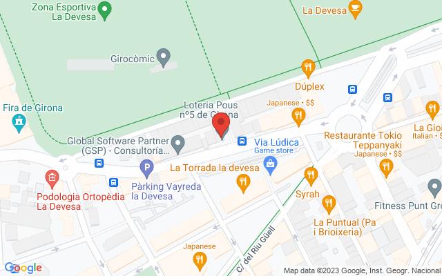 Administración nº5 de Girona