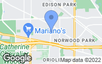 Map of Park Ridge, IL