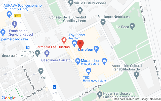 Administración nº16 de Palencia