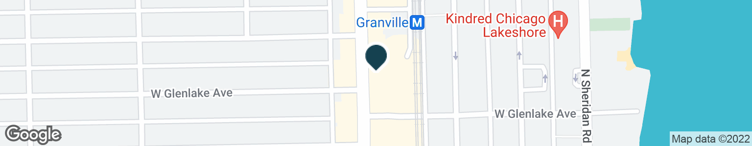 Google Map of6121 N BROADWAY ST
