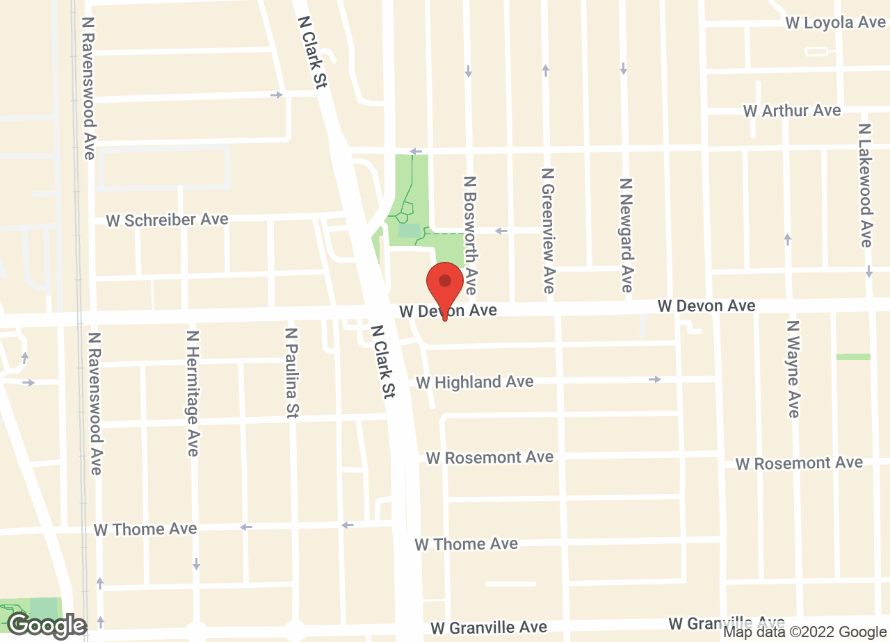 Google Map of VCA Misener-Holley Animal Hospital