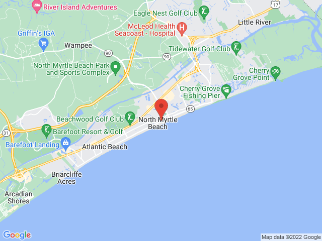 410 South Ocean Boulevard, North Myrtle Beach, SC