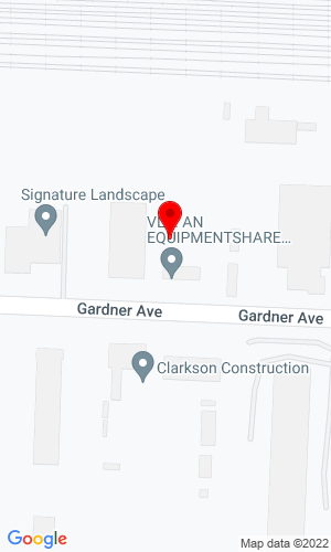 Google Map of 4100 Gardner Avenue+Kansas City+MO+64120