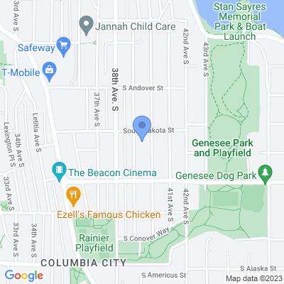 4100 39th Ave S, Seattle, WA 98118, USA