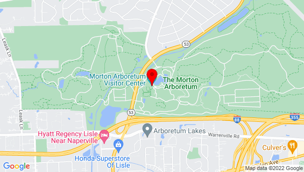 Google Map of 4100 ILLINOIS ROUTE 53,, Lisle, IL 60532