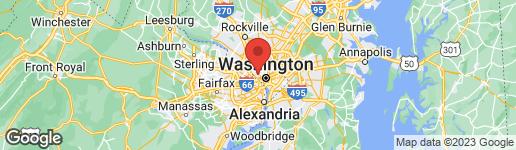 Map of 4100 W STREET NW #506 WASHINGTON, DC 20007