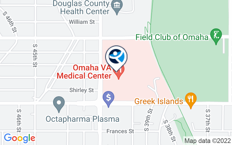 Omaha VA Medical Center Location and Directions