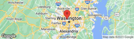 Map of 4101 ALBEMARLE STREET NW #418 WASHINGTON, DC 20016