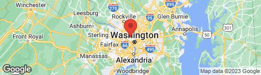 Map of 4101 ALBEMARLE STREET NW #620 WASHINGTON, DC 20016