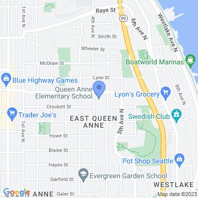 411 Boston St, Seattle, WA 98109, USA