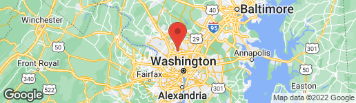 Map of 4110 KNOWLES AVENUE KENSINGTON, MD 20895