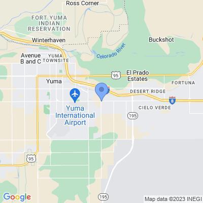 Yuma Truck Driving School location