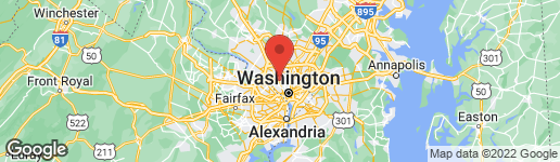 Map of 4118 ELLICOTT STREET NW WASHINGTON, DC 20016