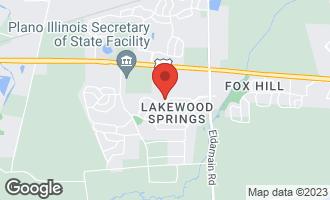 Map of 4121 Klatt Street PLANO, IL 60545