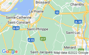 Map of Camping La Clé Des Champs Complexe Vr