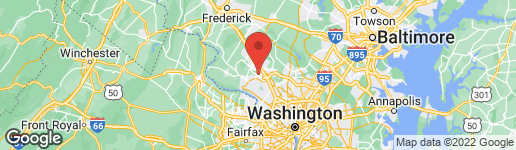 Map of 415 BEACON HILL TERRACE GAITHERSBURG, MD 20878