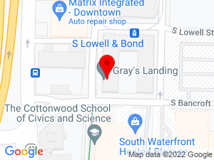 Google Map of REACH Community Development, Inc.