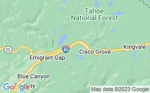Map of Snowflower RV Resort
