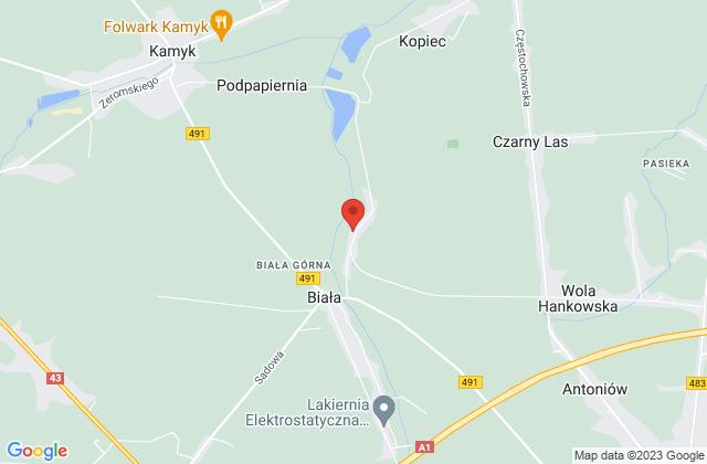 Wyświetl Szymon Lada,F.H.UBloomBaby na mapie