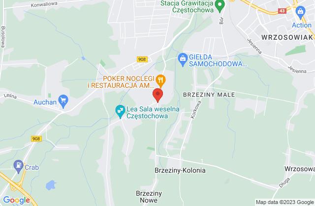 Wyświetl P.P.H.U.FREZMETs.c. Szczechla na mapie