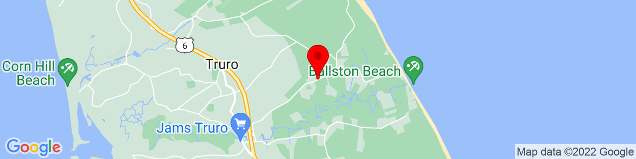 Google Map of 42.0012331, -70.0368541