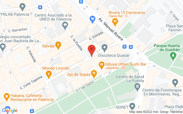 Administración nº14 de Palencia
