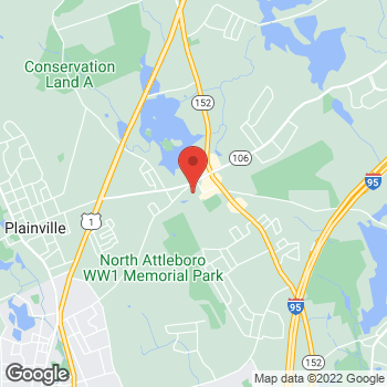 Map of Amit Todani, MD at 30 Man Mar Drive, Plainville, MA 02762
