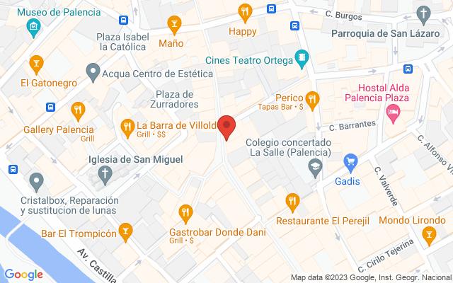 Administración nº3 de Palencia